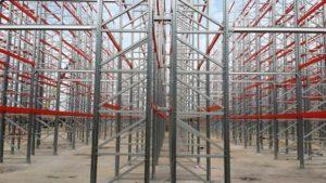 Endüstriyel Depo Raf Sistemleri (EDRS) yapısal hesap